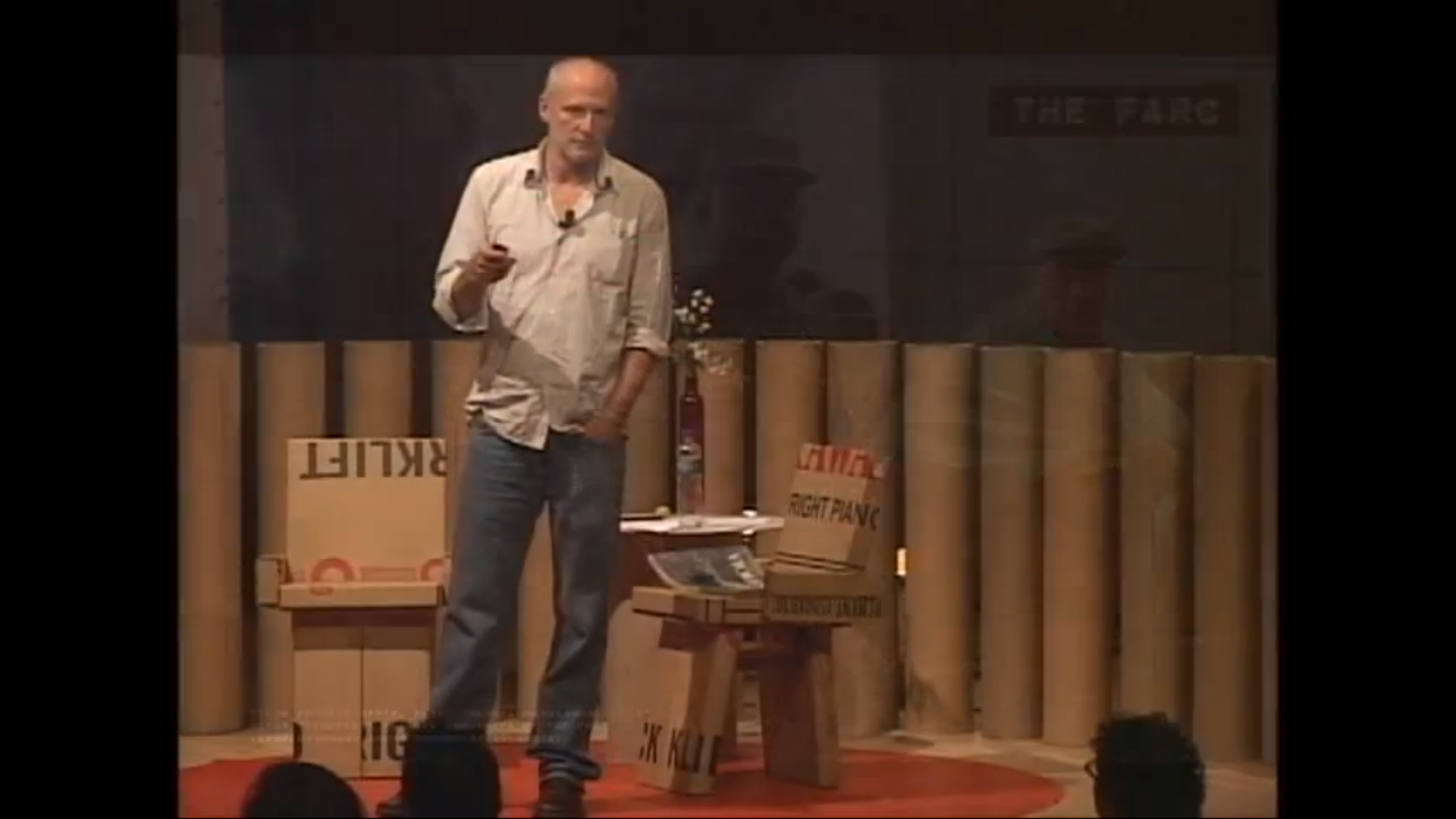 Stephen Ferry at TEDxCeiba
